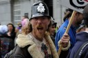 Police federation March - London - 10th may 2012